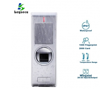 Waterproof IP67 Fignerprint Access Control (K-HF1)