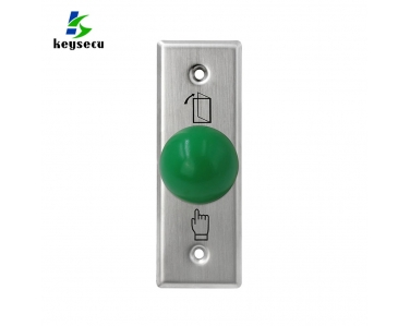 Mushroom Stainless Steel Exit Switch (K-E40M)