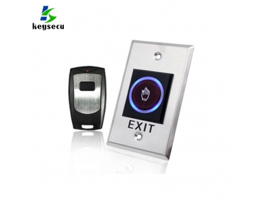 Exit Button With Remote Control (K-E011R)