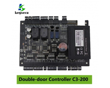 Two Doors IP-based Access Control Panel (ZK C3-200)