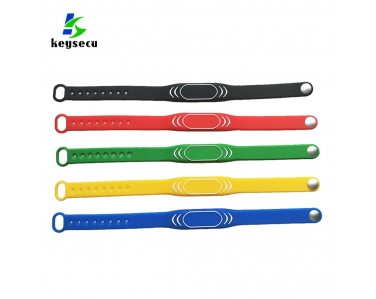 Silicone rfid wristband Waterproof (K-W811D)